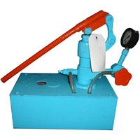 Bomba-hidrostatico-teste-manual